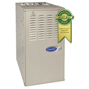 Carrier Performance 80 58CTW Gas Furnace