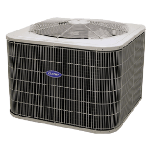 Carrier Comfort 15 25HBC5 Heat Pump