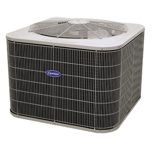 Carrier Comfort 13 25HCD3 Heat Pump