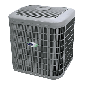 Carrier Infinity 15 25HNB5 Heat Pump
