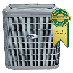 Carrier Infinity 19 25HNB9 Heat Pump