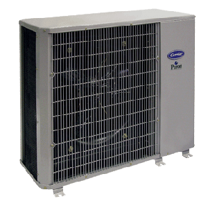 Carrier Performance 13 38QRR Heat Pump