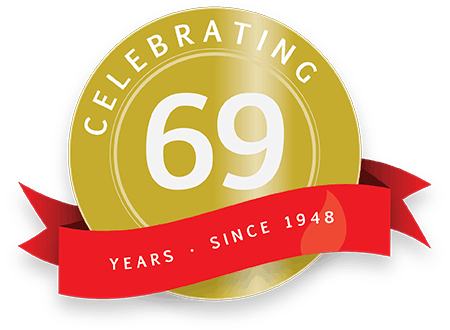 Celebrating 69 Years - Since 1948