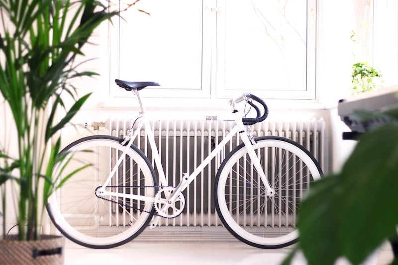 Managing humidity in a home with a bike in Springfield, OR.