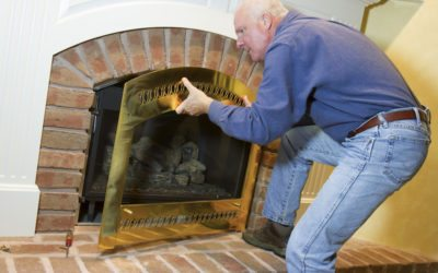 Gas Fireplace Safety