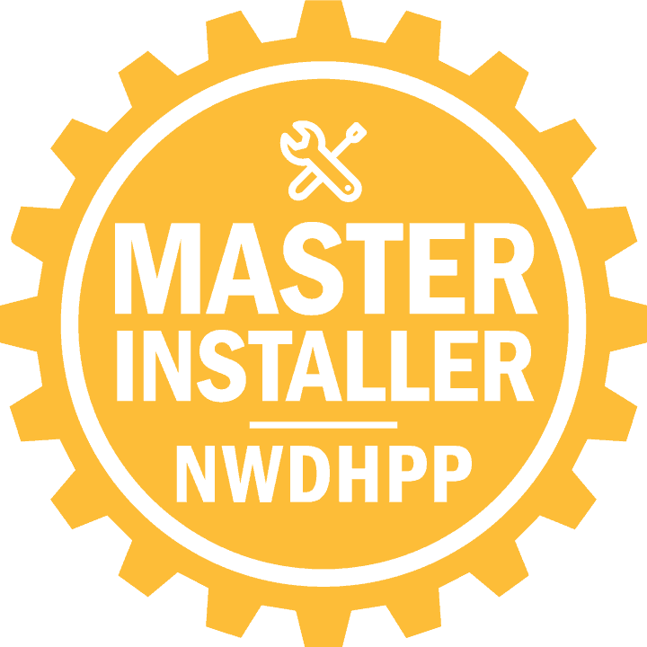 Master Installer. NWDHPP.