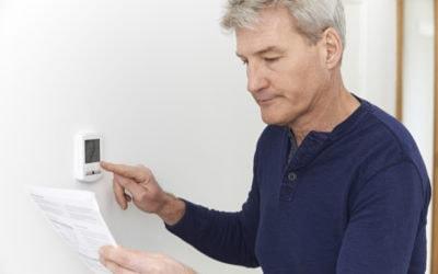 Thermostat Furnace Fan Setting: On vs. Auto